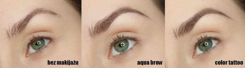 Produkty Do Podkreślania Brwi Make Up For Ever Aqua Brow 25
