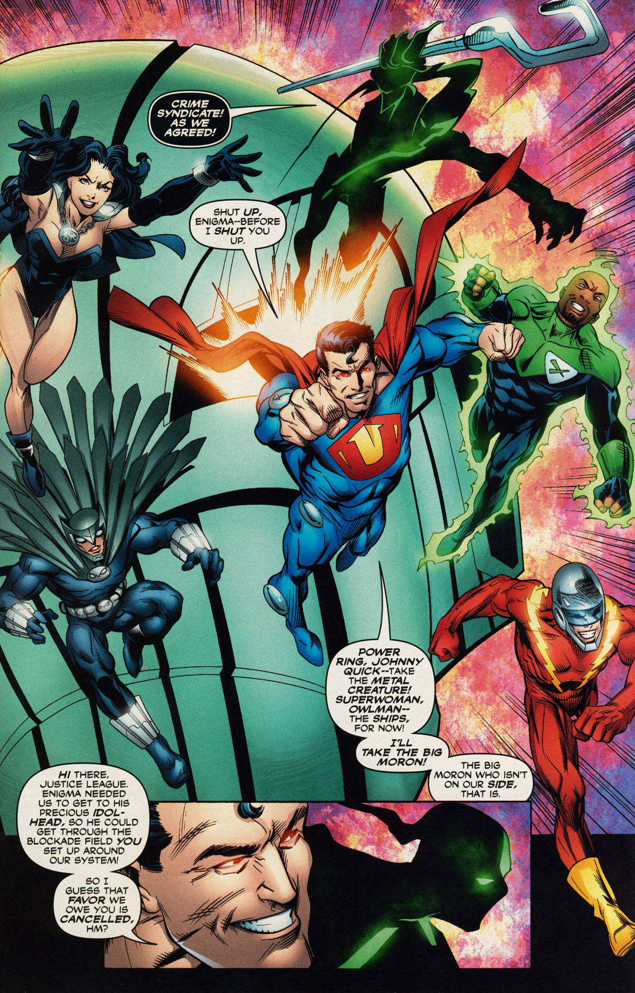 Read online Trinity (2008) comic -  Issue #47 - 14