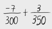 17.   Suma de números racionales