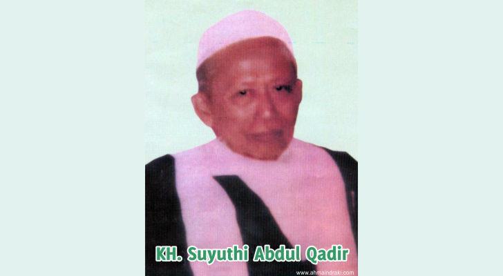 K.H. Suyuthi Abdul Qadir Guyangan