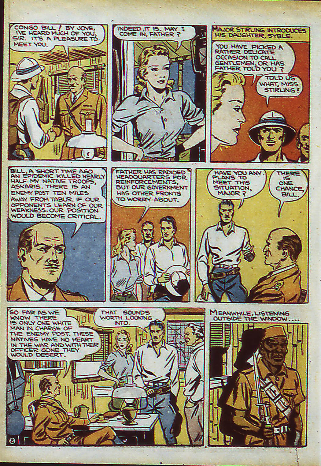 Read online Action Comics (1938) comic -  Issue #37 - 50