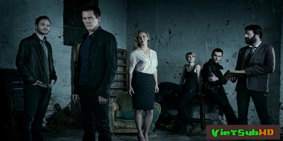 Phim Truy tìm sát nhân (Phần 2) Trailer VietSub HD | The Following (Season 2) 2014