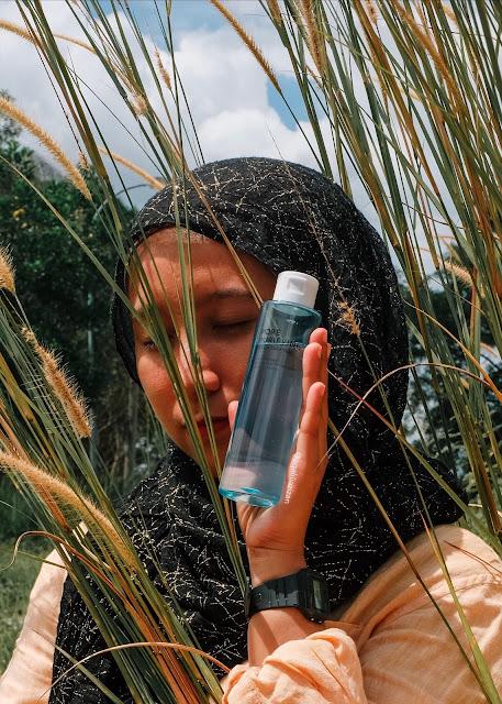 Althea Pore Purifying Serum Cleanser Curitan Aqalili