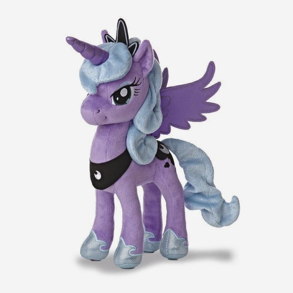 princess luna 14 inch aurora plush listed on amazon uk and