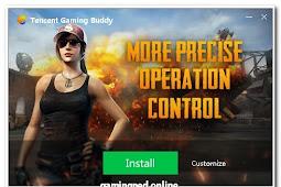 Emulator Paling ringan untuk bisa main PUBG Mobile : Legal dari Tencent