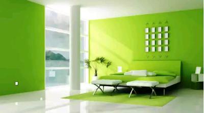 tips memilih warna untuk ruang tamu