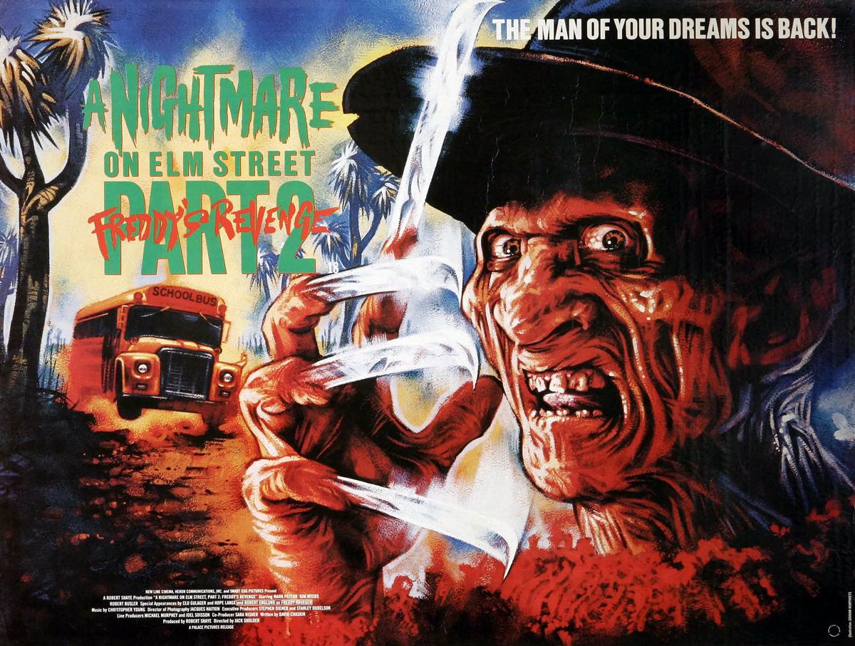 Ác Mộng Phố Elm 2: Freddy Báo Thù - Ảnh 1