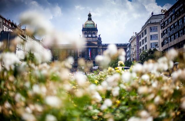 Primavera na República Checa