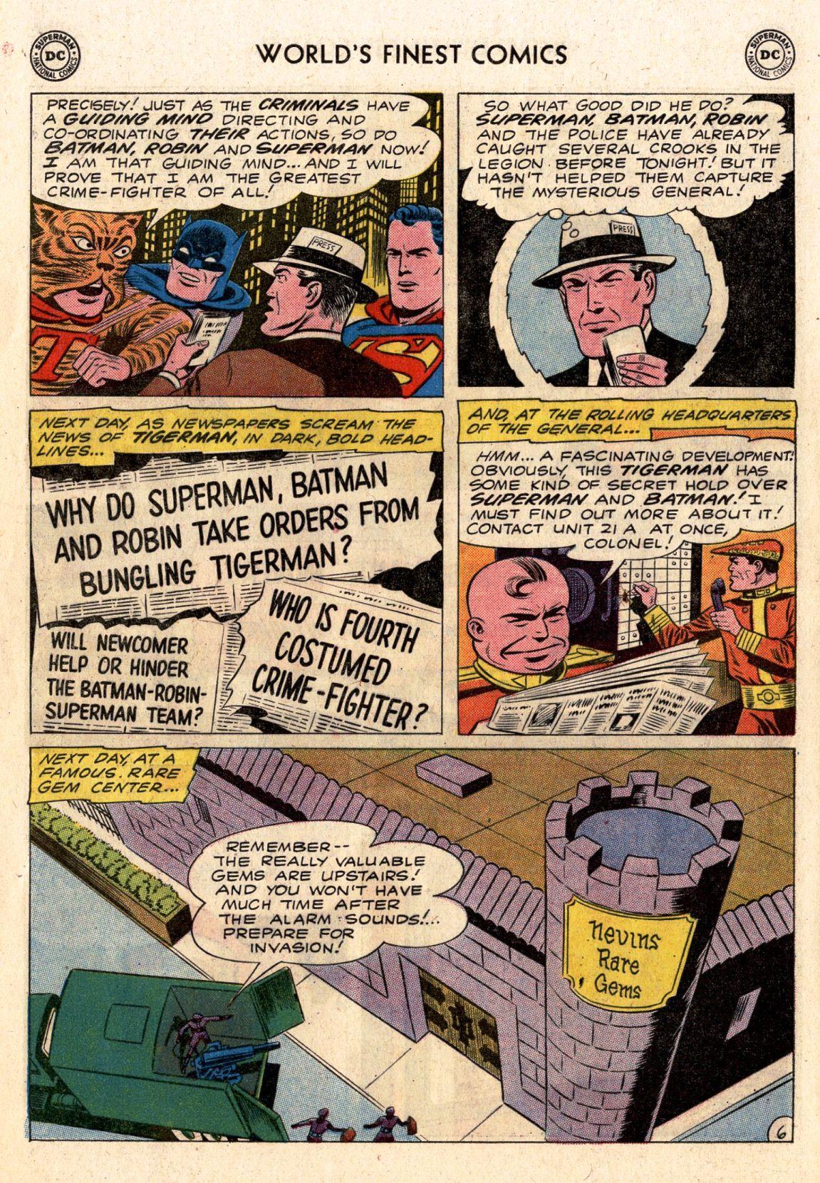 Read online World's Finest Comics comic -  Issue #119 - 8