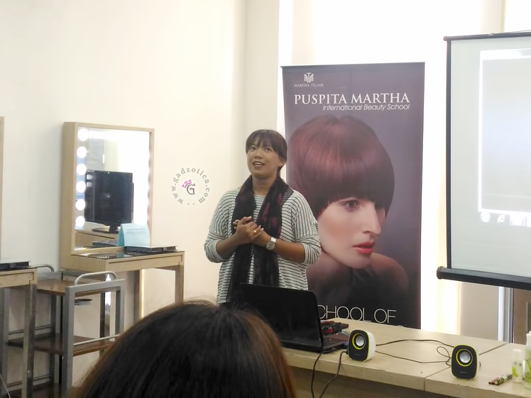 Puspita Martha Workshop Surabaya