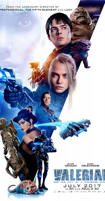 Download Film Valerian And The City Of A Thousand Planets (2017) CAM Full Movie Subtitle Indonesia