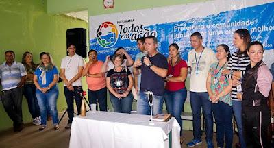 Ilha Comprida lança programa Todos em Ação - a Prefeitura + perto de você