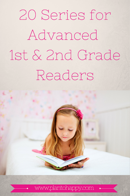It can be tough finding books for young reader who are reading at a higher reading level. This list of books is for 7-8 year olds who are reading around the 5th or 6th Grade level. Yeah for books for kids!