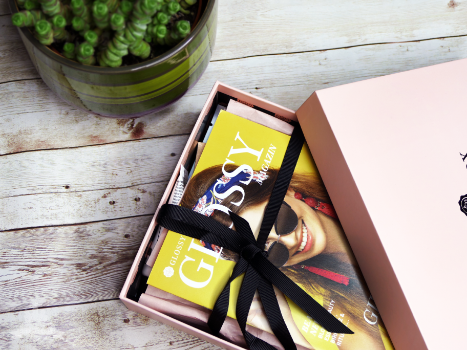 Glossybox Girls just wanna have sun Edition August 2018 Österreich