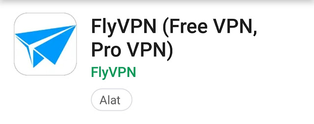 FlyVPN Android Aplikasi VPN Terbaik 2018