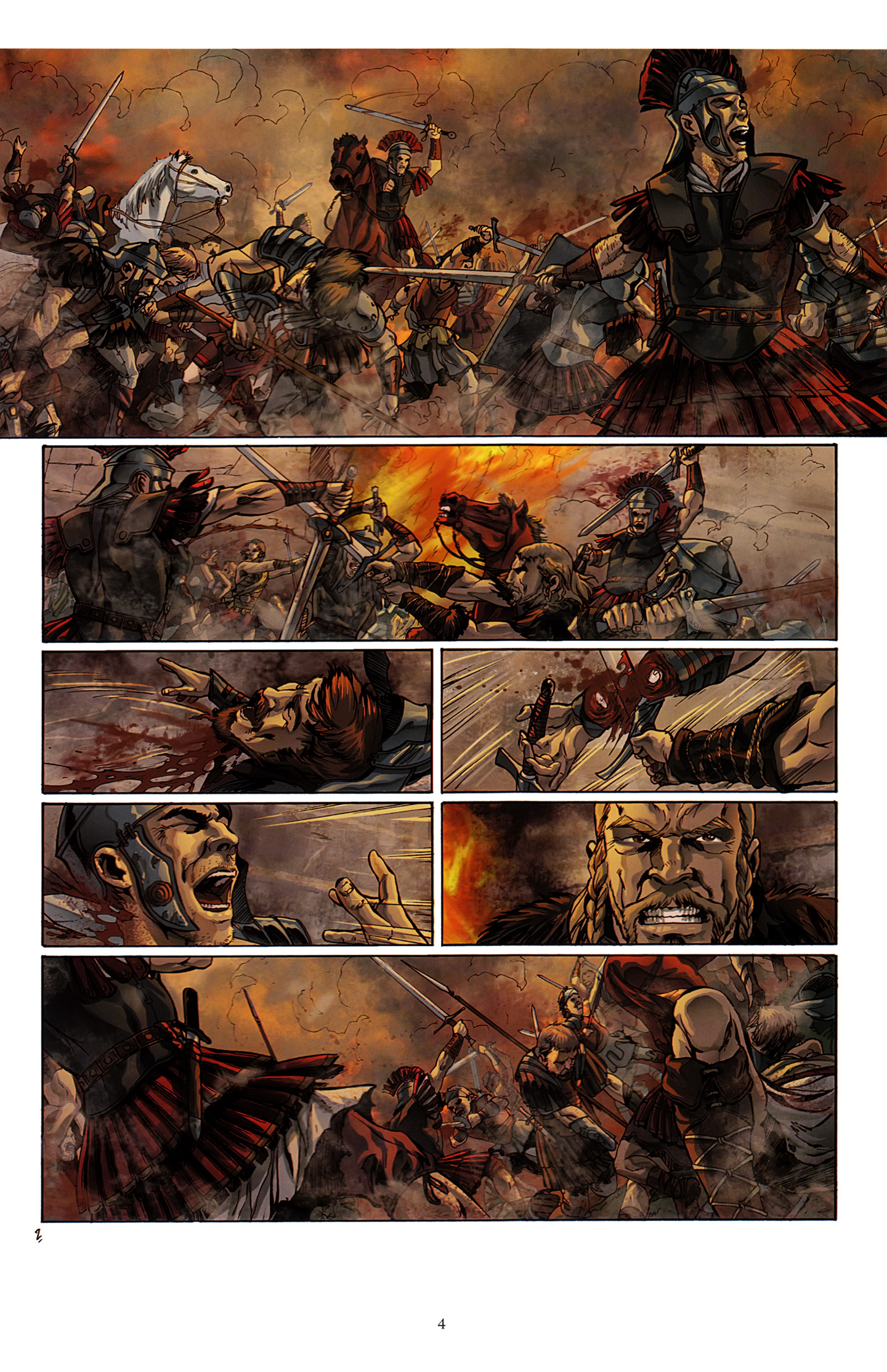 Read online Assassin's Creed (2012) comic -  Issue #3 - 8