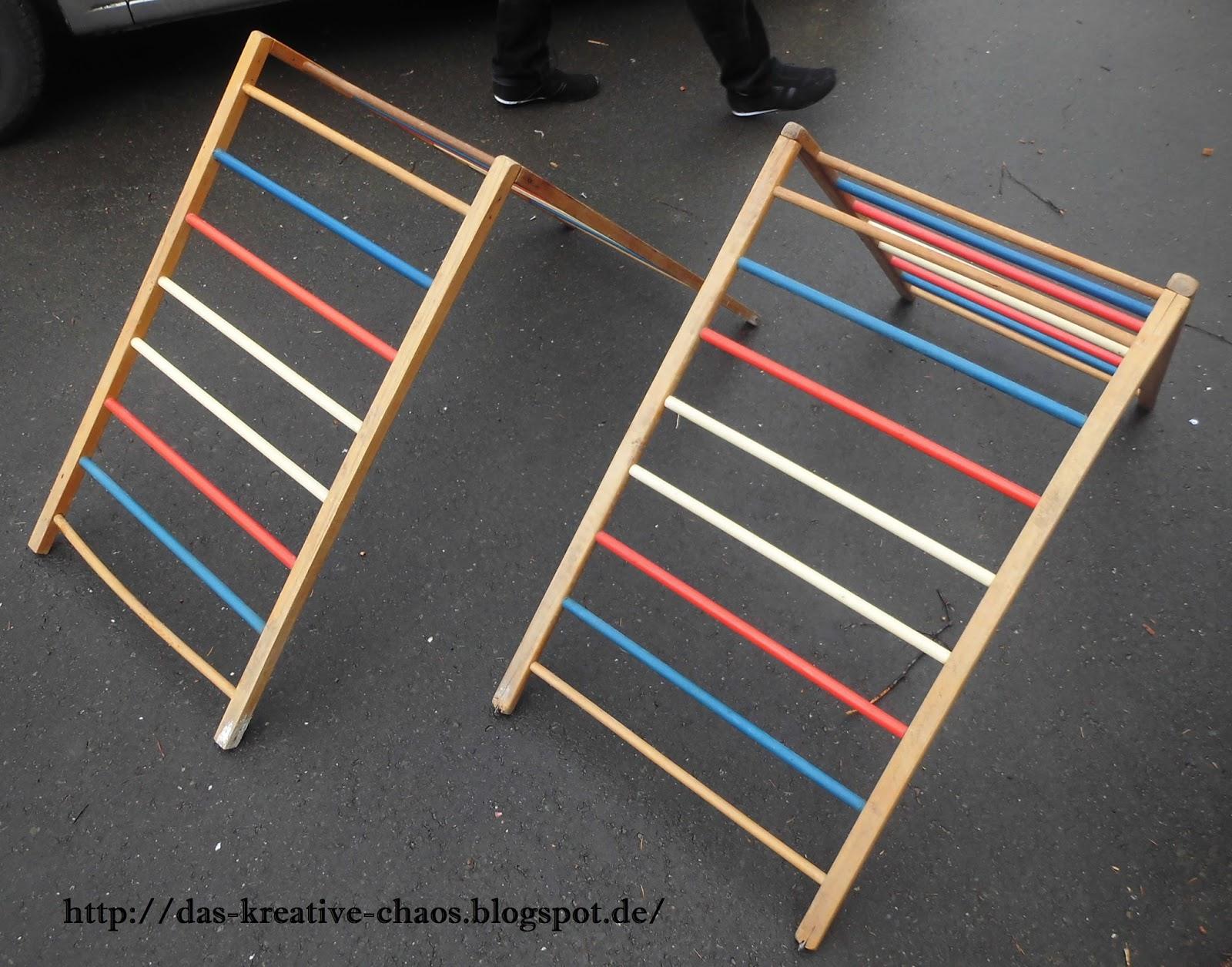 Kletterdreieck Pikler Gebraucht : Frau k und das kreative chaos pikler dreieck selbst gebaut