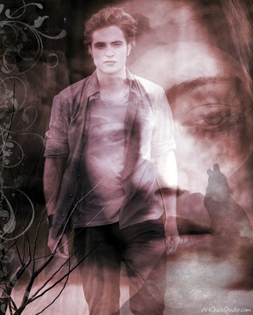 New Moon Digital Art