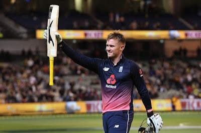 Jason Roy England vs Australia 3rd ODI Preview Cricket Blog