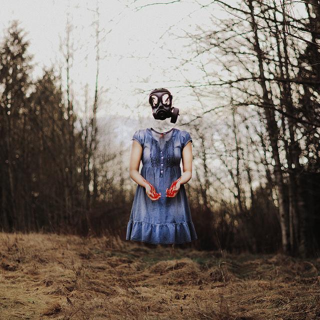 Conceptual Portraits by Michelle Ellis