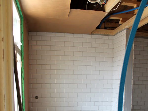 Kylpyhuoneen remonttipäivitys