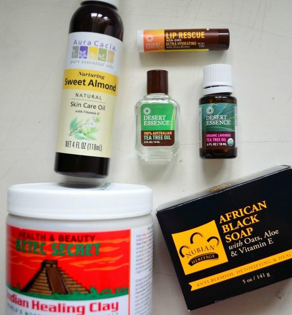 cuidado piel grasa african black jabon mascarilla de barro aceites naturales
