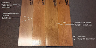 Oak Wood Floor Types