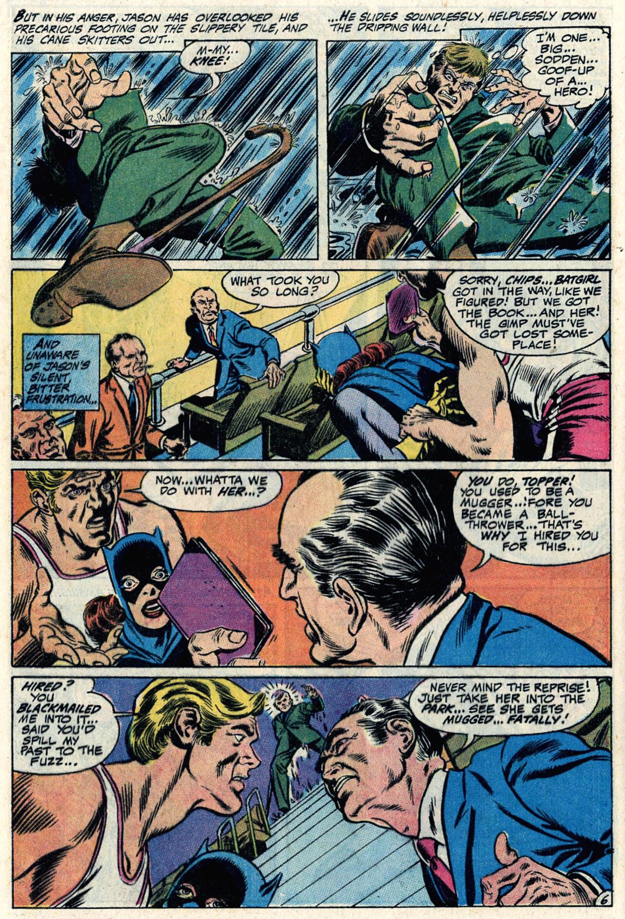 Detective Comics (1937) 393 Page 27