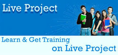 live project training in mumbai