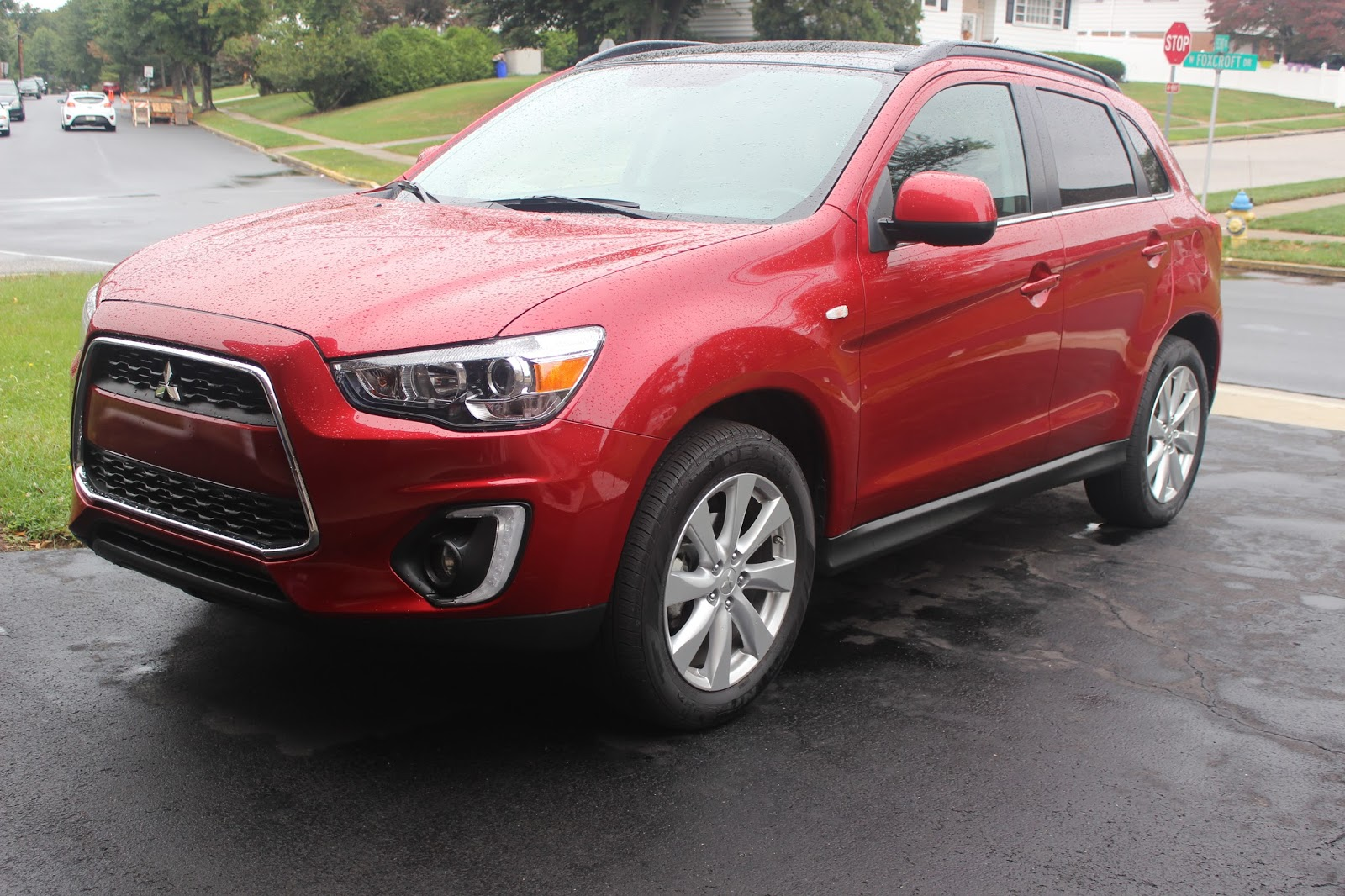 Ask Away Blog: My Week in the 2015 Mitsubishi Outlander Sport SE