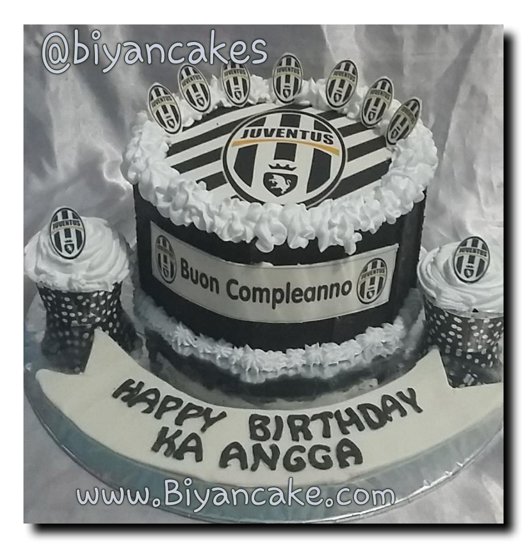 cake juventus ~ Angga