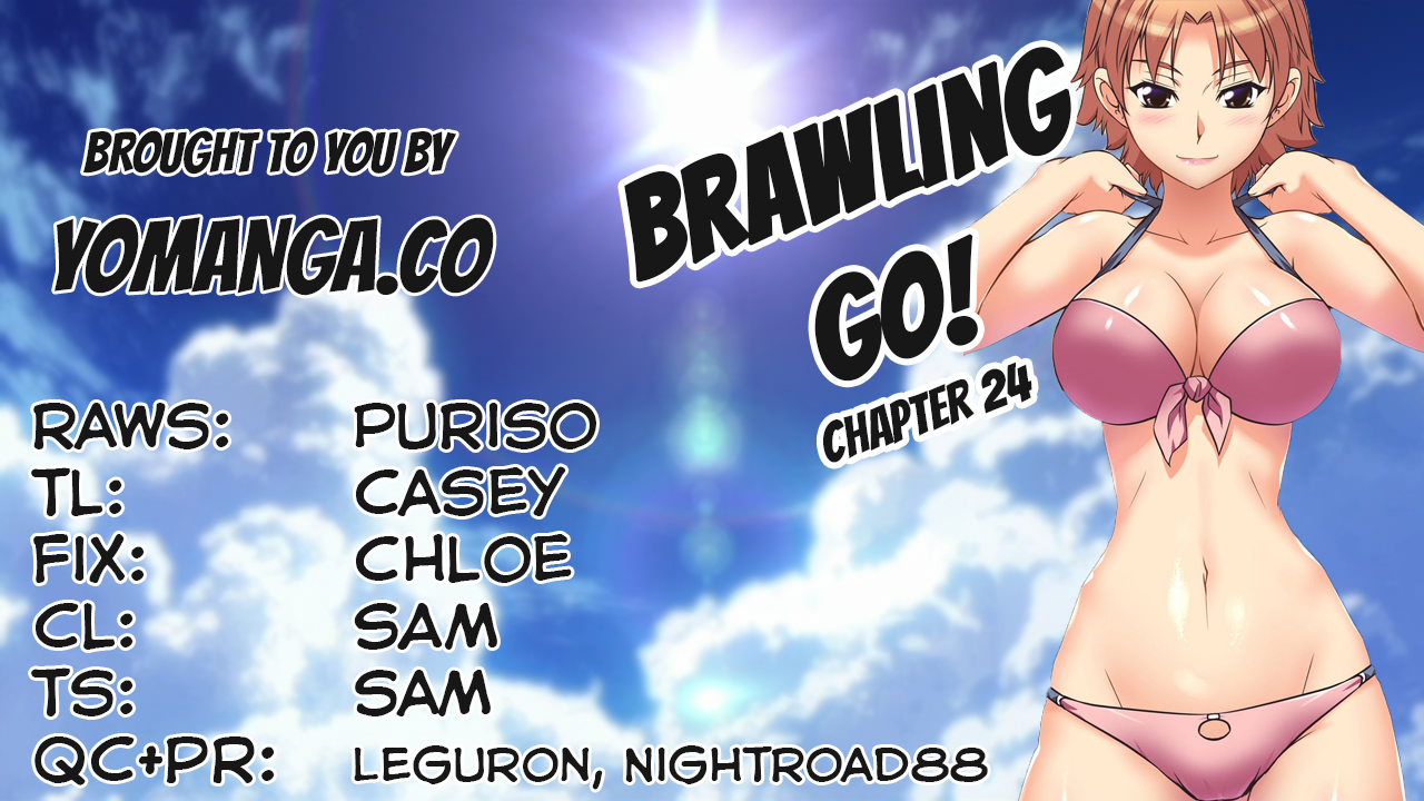 Brawling Go - Chapter 25