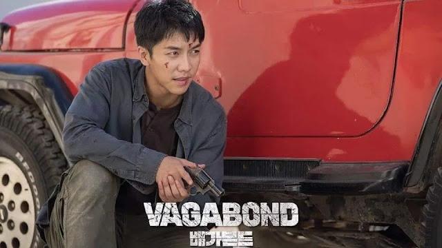 李昇基 秀智新戲《浪客行Vagabond》延後至九月上檔 攜手Netflix共同播出