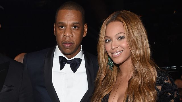 Sir Carter & Rumi - Beyonce Twins Names Baby