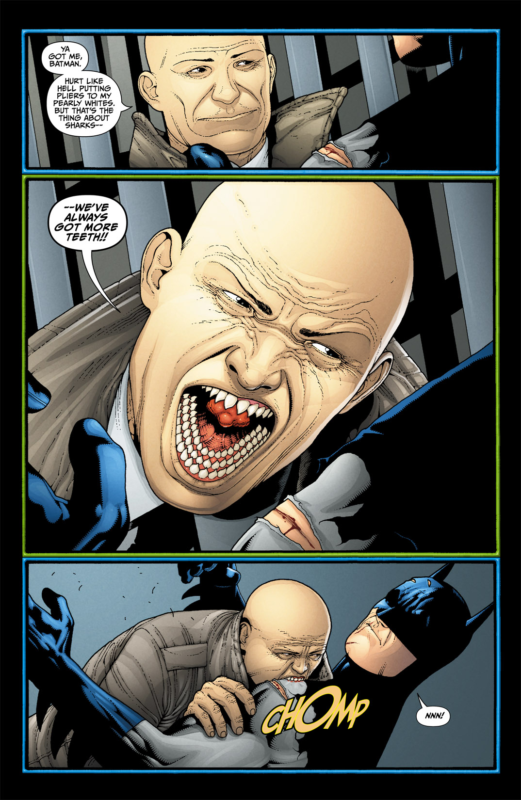 Detective Comics (1937) 832 Page 19