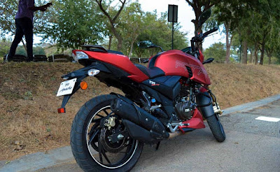 TVS Launched Its New Best Bike Apache RTR 200 4V 2016
