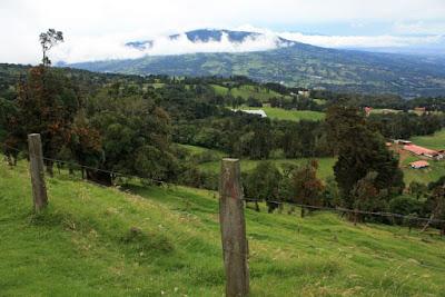 Valle Central de Costa Rica