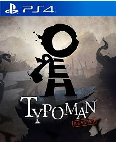 Typoman Revised​ PS4 [PKG] Oyun İndir [Multi]