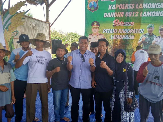 Kapolres Lamongan: HTI Bahaya Laten bagi Indonesia