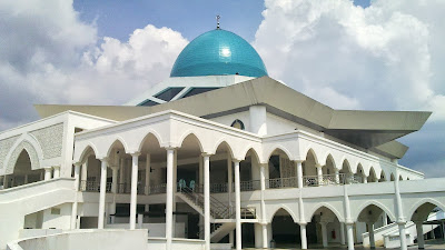 Image result for masjid uthm PARIT RAJA
