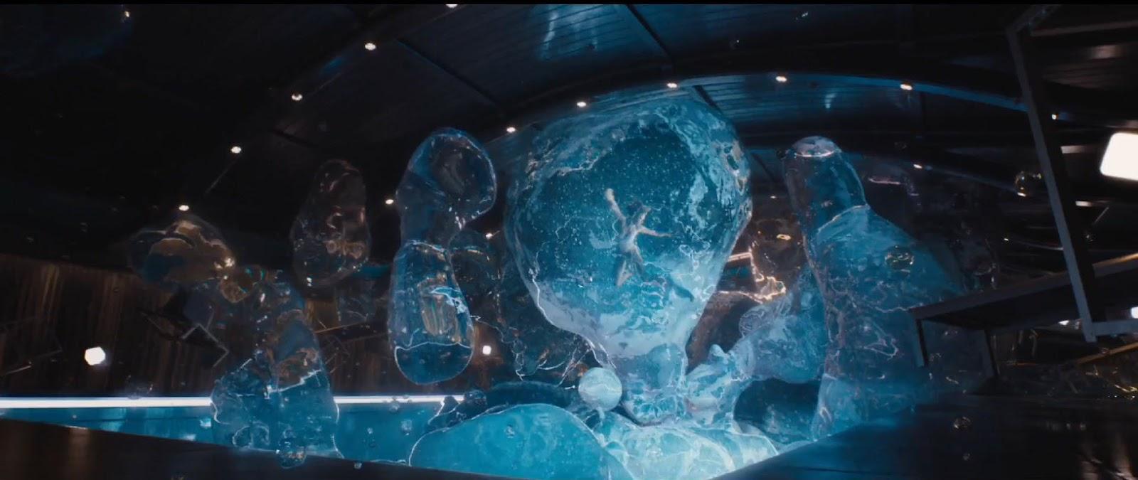 El cine seg n tfv perdidos en el espacio passengers for La piscina pelicula