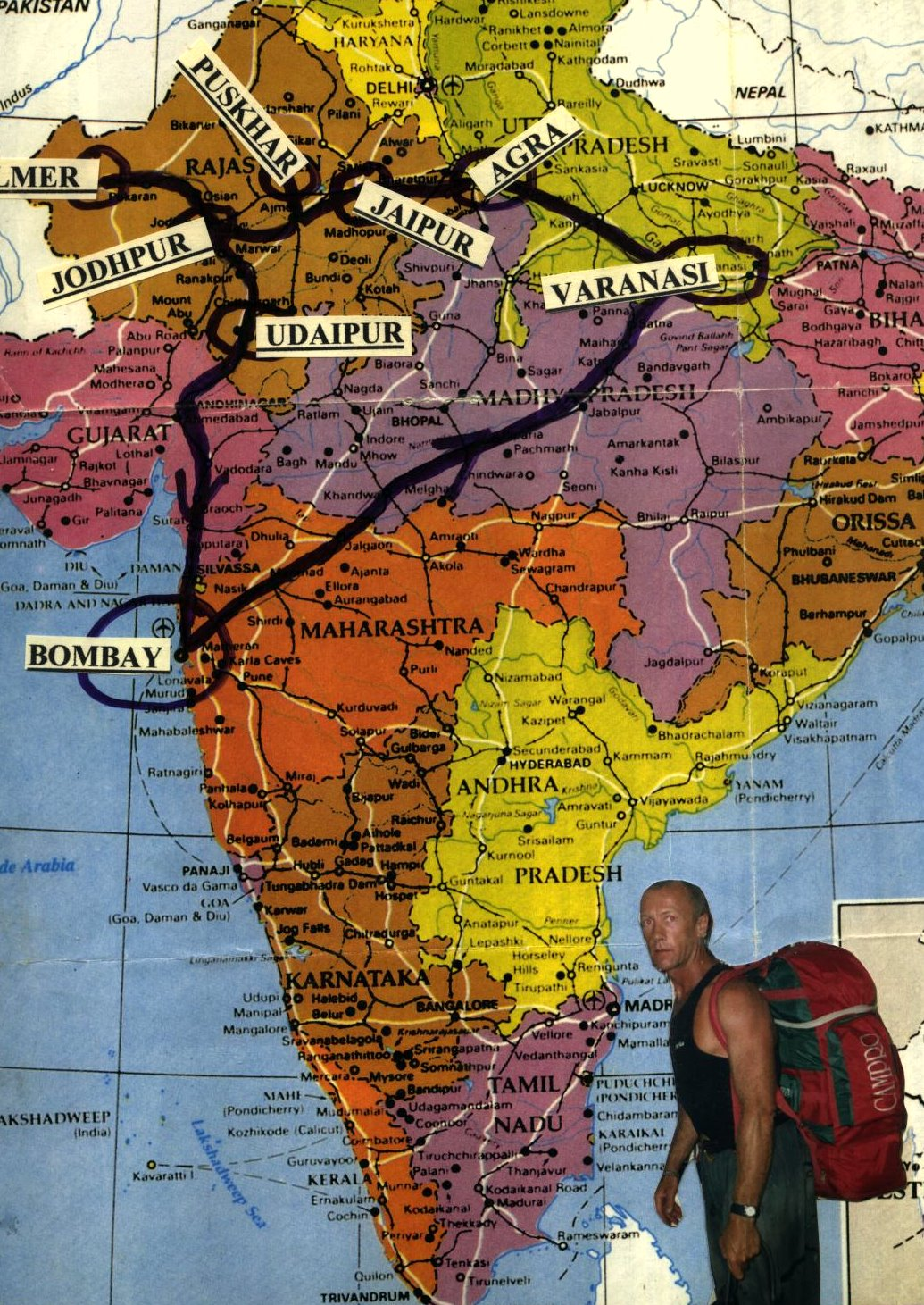 NAMASTE, mi primer viaje a la India. 1ªparte.-   Mis historias por ...