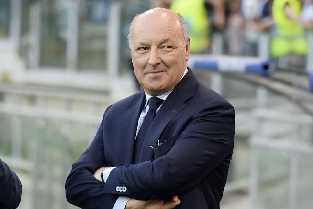 'Bố già' Marotta đạt thỏa thuận đến Inter Milan