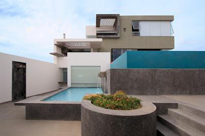 บ้าน Casa โมเดิร์น