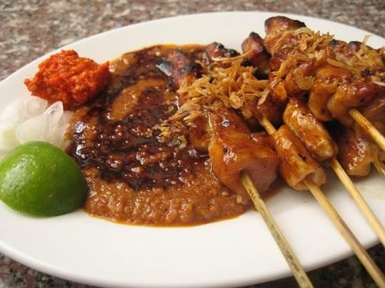 Resepi Kuah Kacang Satay Kajang