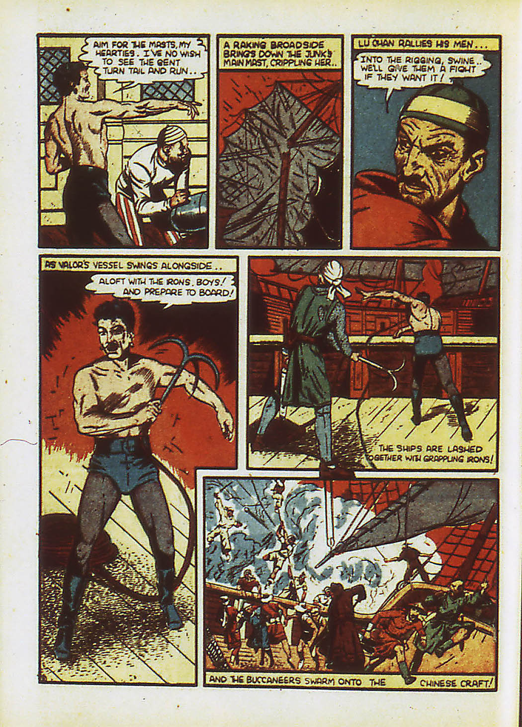 Read online Action Comics (1938) comic -  Issue #34 - 27