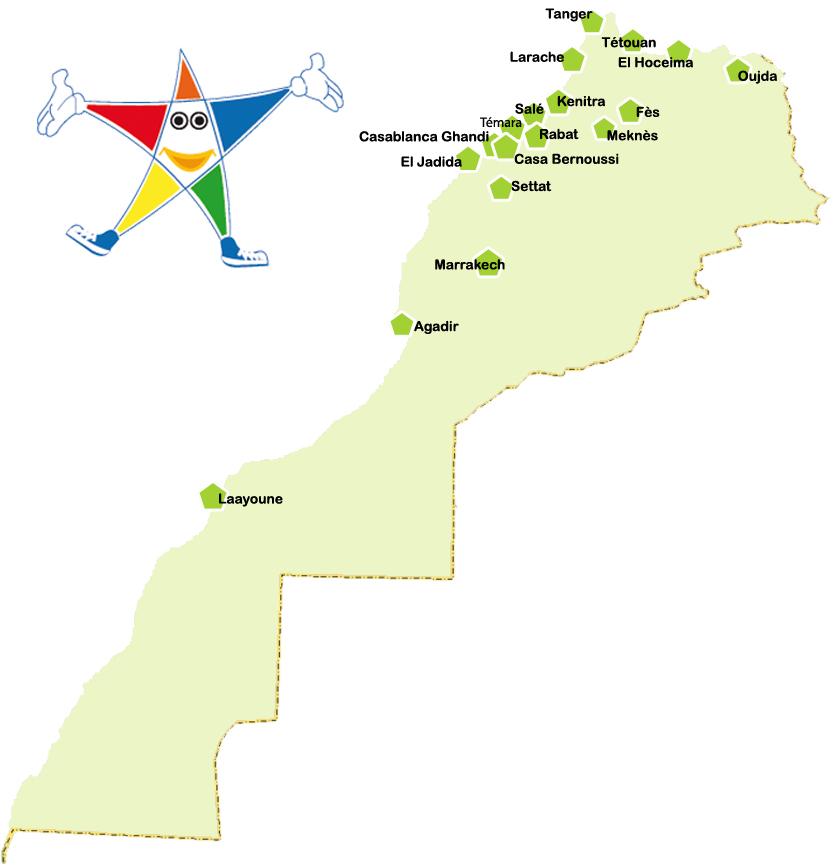 انطلاق التسجيل  بمؤسسات التعليم الأولي التابعة لمؤسسة محمد السادس