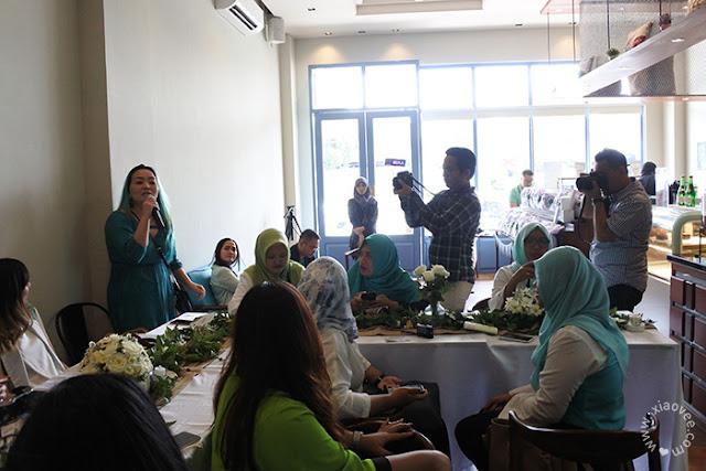 naavagreen surabaya, naavagreen natasha, naavagreen surabaya event, surabaya beauty blogger