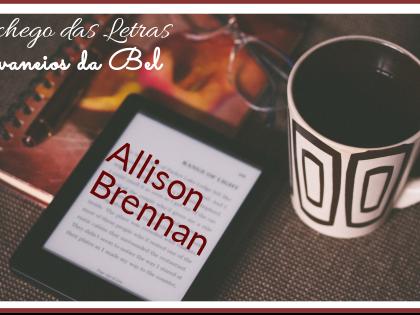 Devaneios da Bel: Predator Trilogy, Allison Brennan