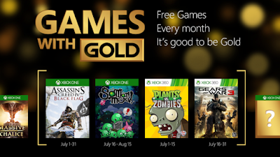 Xbox One Free Games - Assassins Creed Black Flag 1